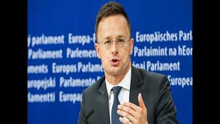 Венгрия прокомментировала решение Украины о переброске войск к границе
