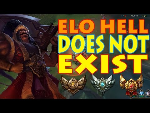 SMURFING SILVER/BRONZE: TRYNDAMERE - HOW TO CONSISTENTLY WIN LOW ELO GAMES: ELO HELL DOES NOT EXIST