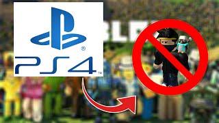 Pourquoi Roblox n'est pas sur PS4 │LQG #1