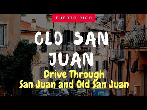 Old San Juan DriveThrough