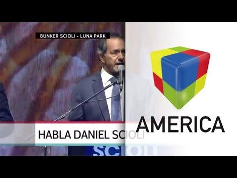 Daniel Scioli: Los argentinos no quieren volver al ajuste