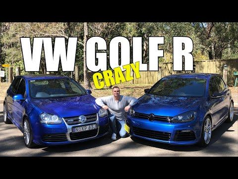 Have we become Volkswagen VW Golf Crazy R ?