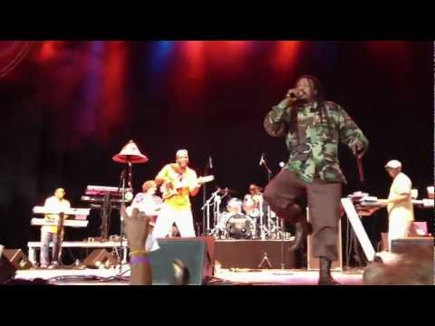 "Luciano 6-10-12 ""Traveler"" Reggae In The Park. Philadelphia,PA"