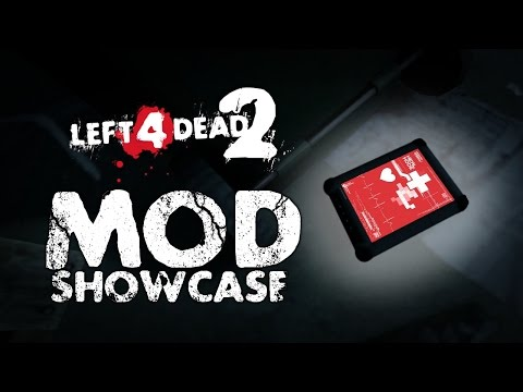 TABLET MEDKIT, AIRPLANE LAUNCHER AND GLOBAL RADAR | Left 4 Dead 2 | Mod Showcase | All by Ellie
