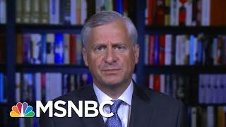 President Donald Trump Versus Intel Community | Morning Joe | MSNBC