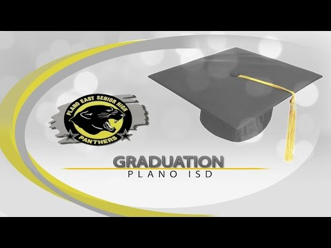 Plano East Senior High School Graduation 2016