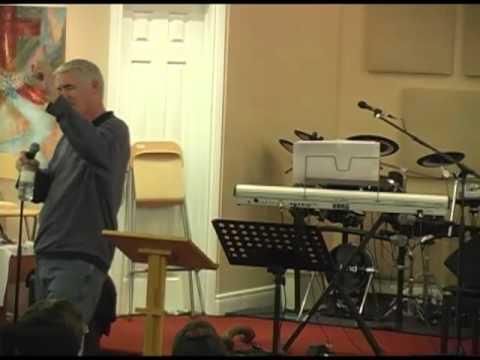 Charlie Robinson at Kinburn Revival!