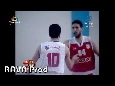 Basket - 1/4 Coupe de Tunisie - ESS 73-44 CA - 12.03.2015