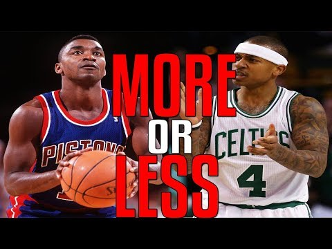 Download Youtube: MORE OR LESS | NBA EDITION