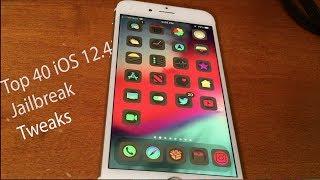 TOP 40 FREE iOS 12.4 Jailbreak Tweaks