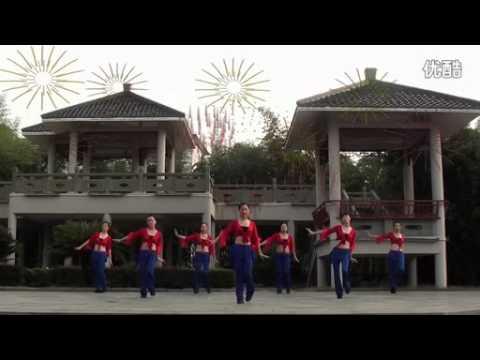 云裳广场舞思密达_广场舞 思密达 (正背面分解示范) - YouTube