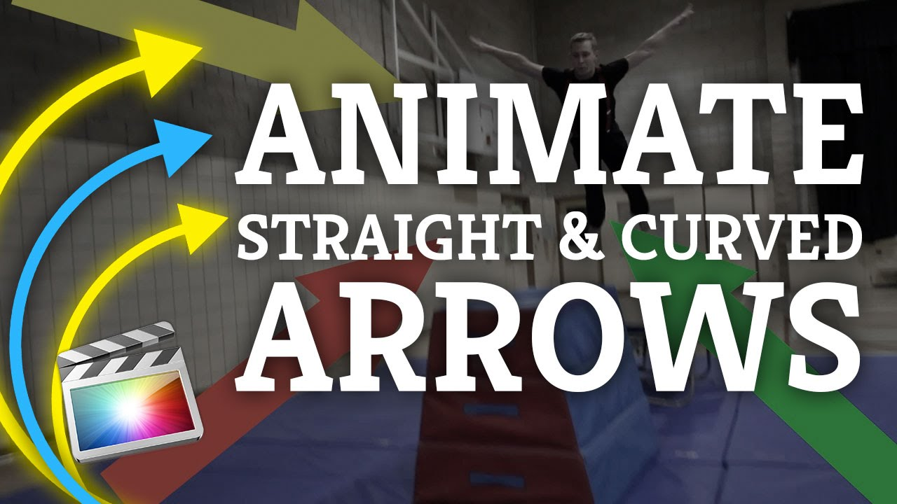 Drawing Lines In Final Cut Pro : Final cut pro arrow animations using keyframes for highlights
