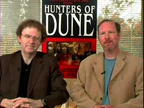 Hunters of Dune  with Herbert and Anderson
