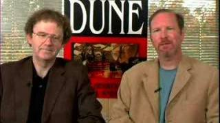 Hunters of Dune Interview with Herbert and Anderson