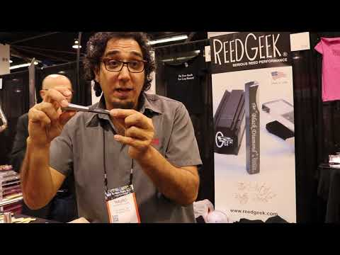 ReedGeek @ the 2018 NAMM Show