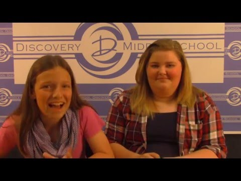 Discovery Middle School Broadcasting - Show #31 - May 13, 2016