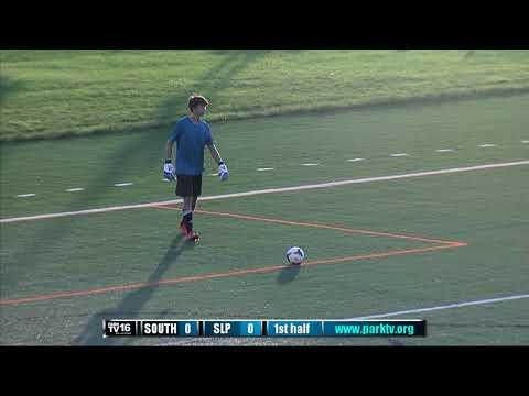 Minneapolis South vs St. Louis Park Boys Soccer 8/29/17