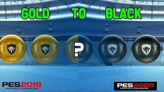 Black ball pes 2020