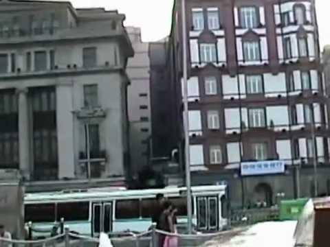 2000 Unedited The Bund in Shanghai China