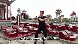 Khi NTN Vlogs nhảy ở nghĩa địa troll vl