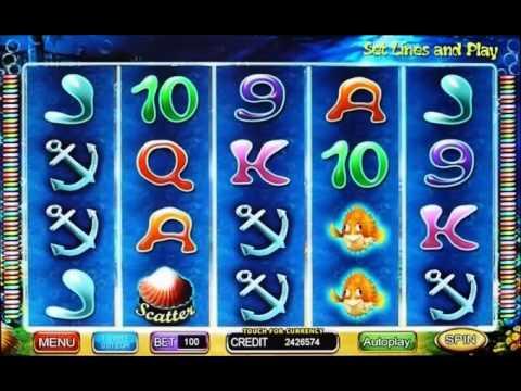 Happy fish slot machine youtube for Fish slot machine
