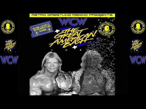Retro Wrestling Rewind Episode 3: WCW The Great American Bash 1991