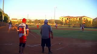 Senior Softball Robbie Ramirez
