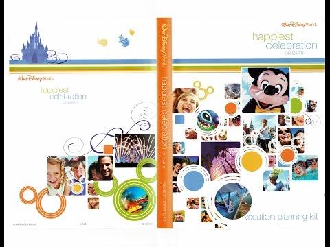 2005/2006 Walt Disney World Vacation Planning DVD - The