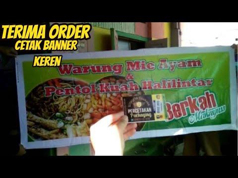 Banner Mie Ayam Keren - gambar contoh banners