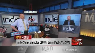 Indie Semiconductor CEO on SPAC offering, chip shortage and EV market