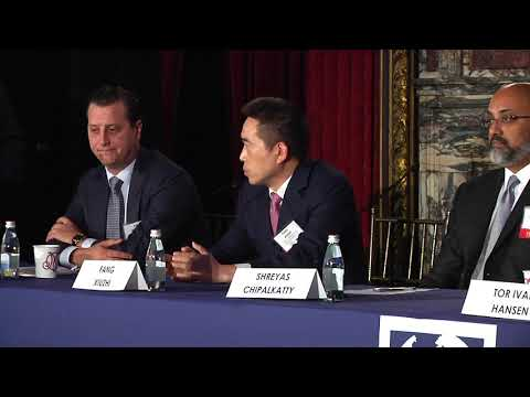 2018 New York Maritime Forum - Bank Finance