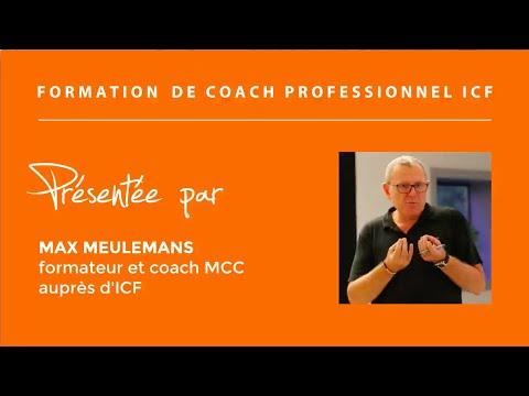 Formation de coach professionnel ICF