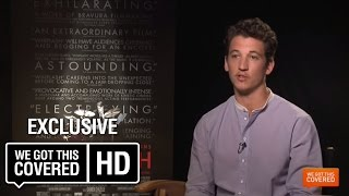 Whiplash Interview With J.K. Simmons, Miles Teller and Damien Chazelle