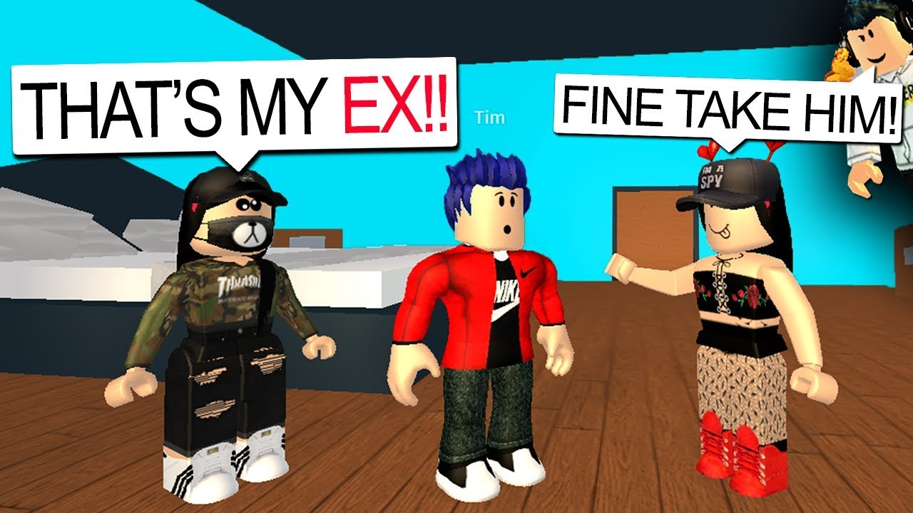 Using Admin Commands To Break Up Online Daters Roblox Youtube