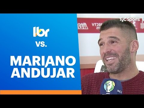 Líbero VS Mariano Andújar