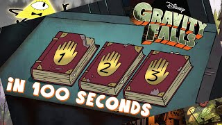 Gravity Falls in 100 Seconds