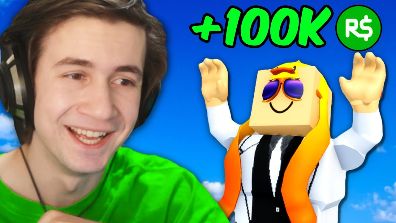 Can We Win 100000 Robux?