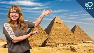 We Finally Know How The Pyramids Were Made!