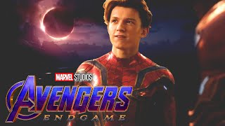 TOM HOLLAND DROPS HUGE SPOILER for AVENGERS ENDGAME Explained