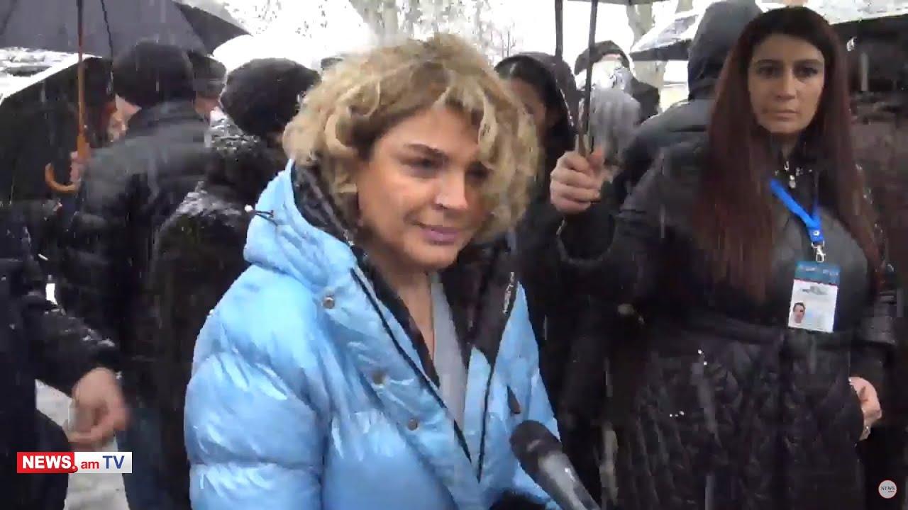 Տեսանյութ.Չեմ կարծում՝ Աննա Հակոբյանը Սեյրան Օհանյանին կարող էր հրահանգավորել.Արայիկ Հարությունյանը թույլ չի տվել Օհանյանը բունկեր մտնի