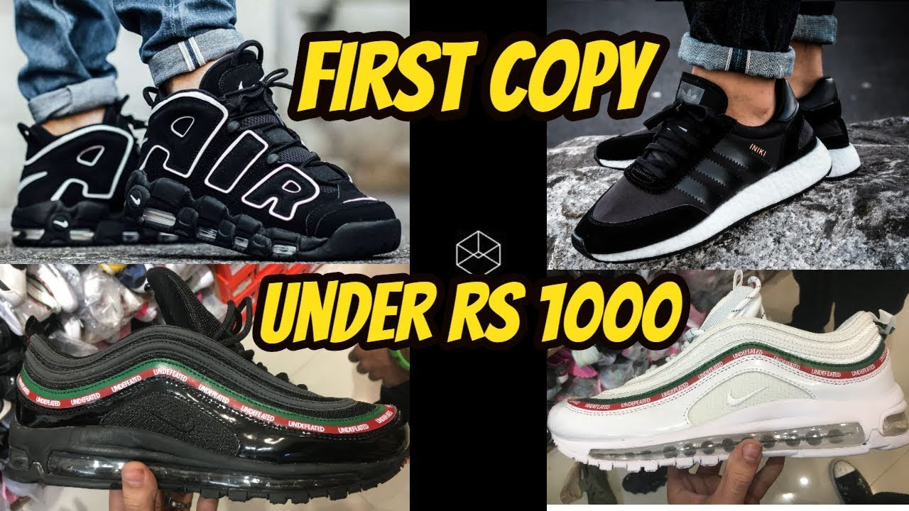 adidas copy shoes under 1000