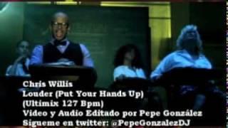 Chris Willis - Louder (V Remix Pepe Gonzalez 127 Bpm)