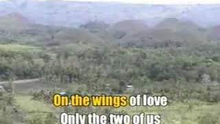 videoke - (r velasquez) on the wings of love