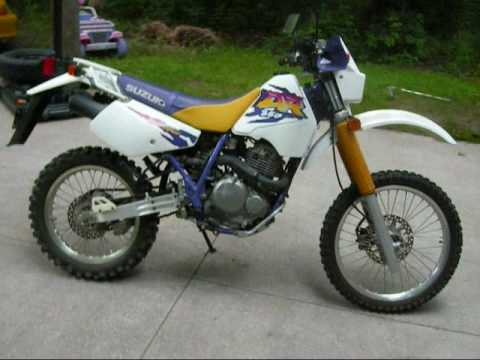 1997 suzuki dr 350 dual sport bike youtube. Black Bedroom Furniture Sets. Home Design Ideas