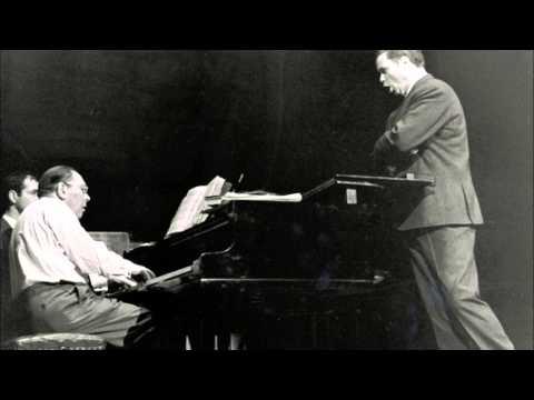 Wolf - Fußreise - Fischer-Dieskau / Moore 1957
