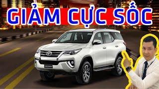 Đánh Giá Xe Toyota Fortuner 2018 Nhập Khẩu