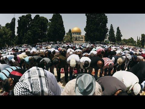 دليل الفلسطيني للتسلّل والصلاة في المسجد الأقصى في القدس | بي بي سي إكسترا  - 15:54-2019 / 6 / 7