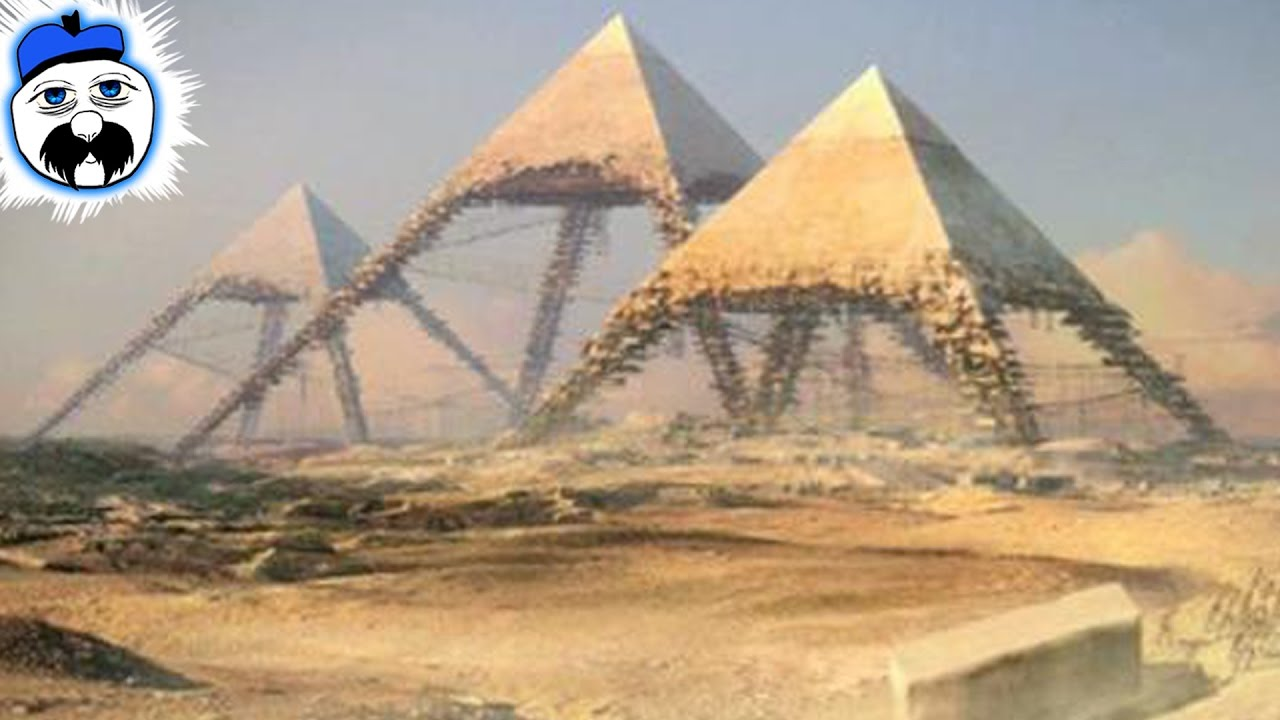 who built the egyptian pyramids Republican presidential hopeful ben carson believes the egyptian pyramids were used for grain.