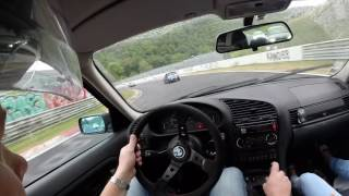 Bmw 328i E36 Nurburgring
