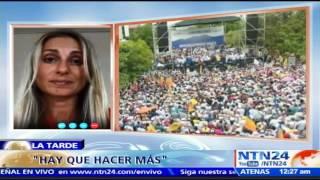 unin europea est preocupada por venezuela eurodiputada dita charanzov en ntn24